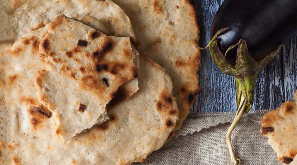 Pane azzimo integrale al 100%, ottimo per la dieta e a basso indice glicemico!