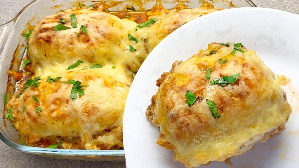 Le super polpette ripiene di patate, una cena perfetta per chi è a dieta. Solo 350 Kcal!