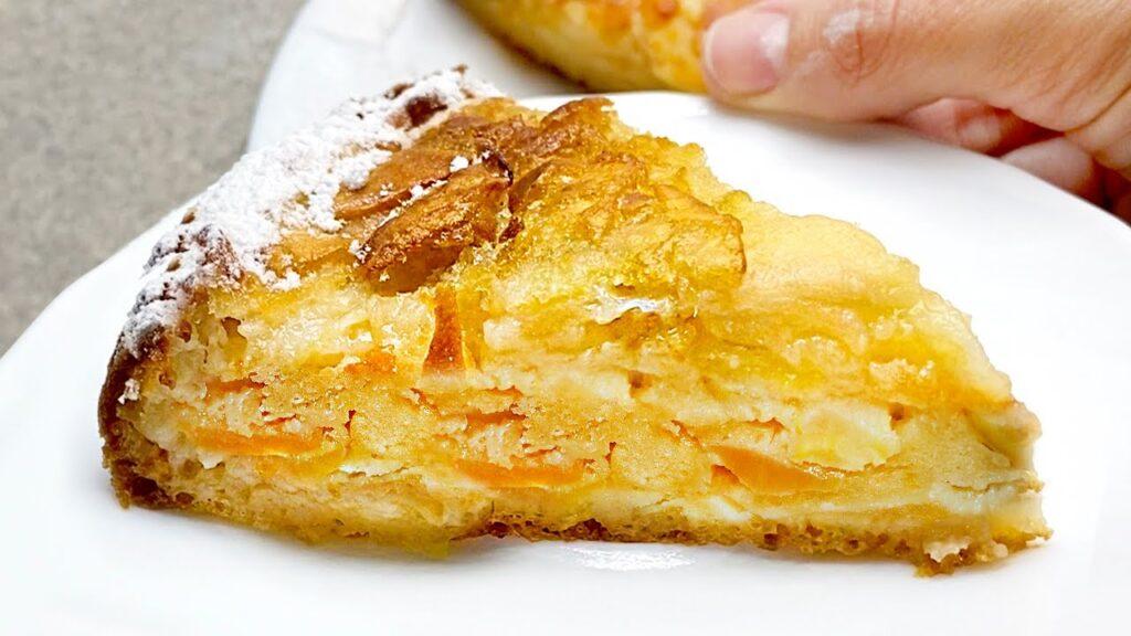 Più mele che pasta, la torta di mele light morbidissima e ottima per la dieta. Solo 140 Kcal!