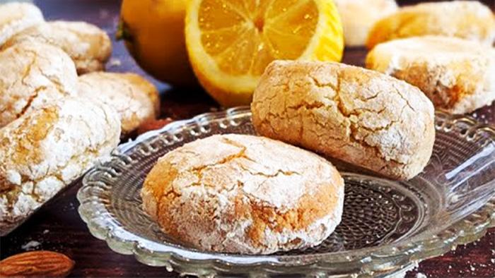 Biscottoni siciliani alle mandorle SENZA farina, burro, latte e uova pronti in pochissimi minuti!