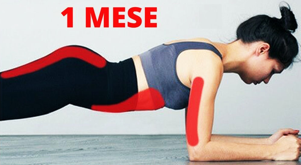 10 minuti al giorno per perdere grasso sulla pancia, braccia e gambe
