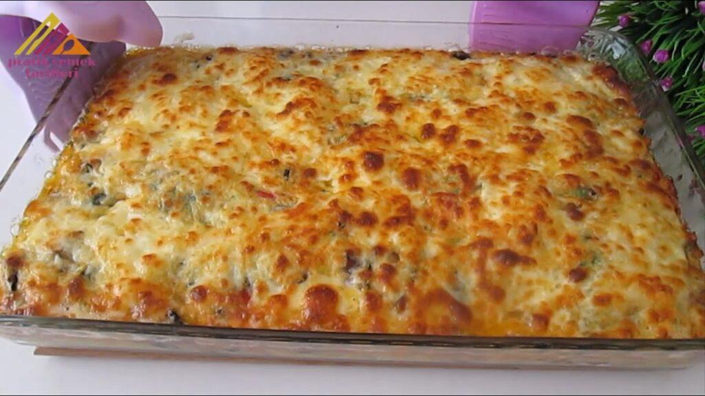 La torta di verdure salata, una ricetta sfiziosa e squisita che ti conquisterà. Solo 110 Kcal!