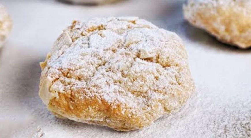 Biscotti al limone e mandorle SENZA farina, burro e olio, perfetti per chi è a dieta!