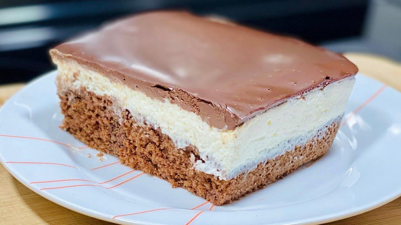 Torta al cioccolato 3 strati light