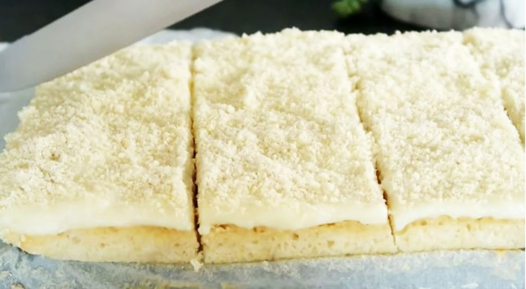 Avete latte e uova? Fate questa torta cremosa, così buona che vi conquisterà. Solo 160 Kcal!