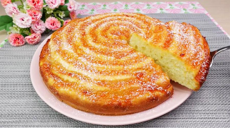 La torta alla marmellata light, come non l'avete mai mangiata. Ha solo 170 Kcal!