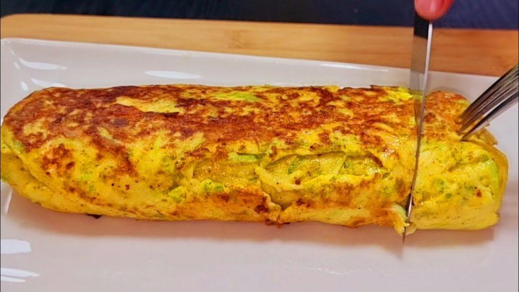 3 ingredienti, 10 minuti e avrete preparato una cena light gustosissima. Solo 110 Kcal!