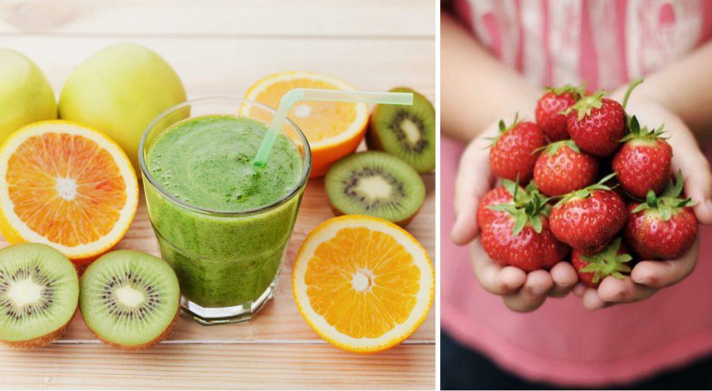 Gli 8 frutti ricchi di vitamine che dovresti mangiare sempre
