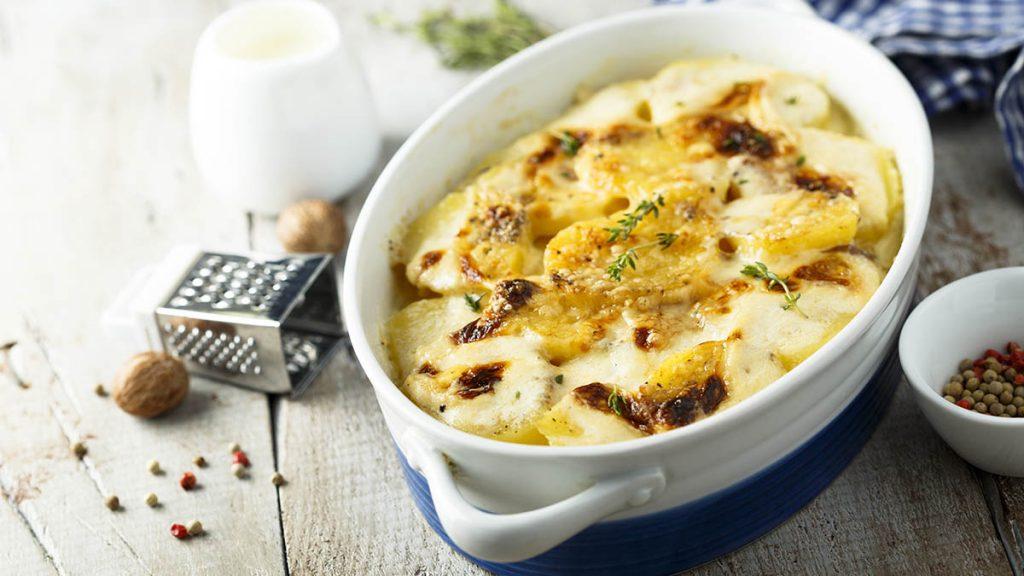 Le patate lessate nel latte, ecco come fare per renderle cremosissime. Solo 190 Kcal!
