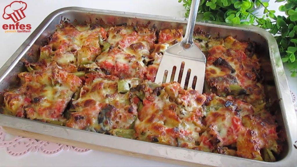 Verdure dietetiche, ma gustose? Mettile crude in teglia e inforna. Solo 130 Kcal!