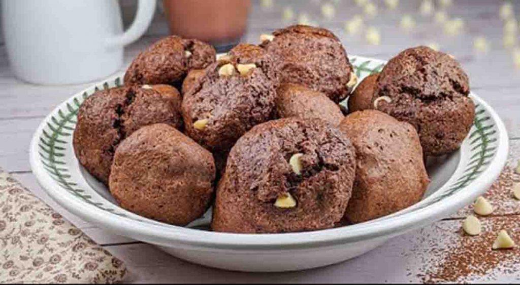 Biscotti al cioccolato light, li farete in un lampo. Non ne comprerete più, solo 35 Kcal!