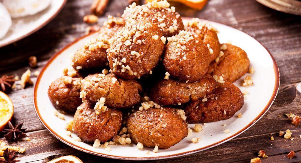 Biscotti alle mandorle senza farina, burro e latte, perfetti per chi è intollerante al glutine