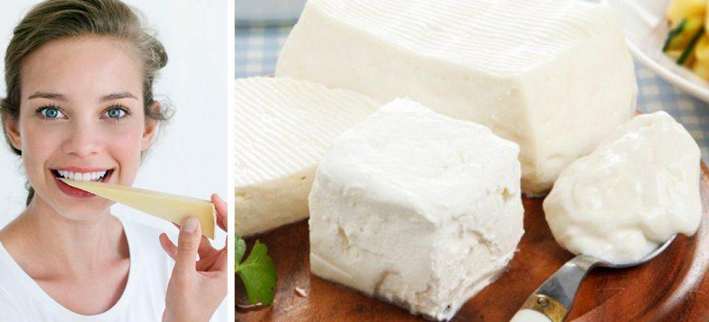10 formaggi magri con meno di 100 calorie per perdere peso. Ecco la lista!