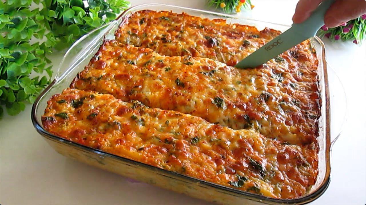 La ricetta di tante verdure