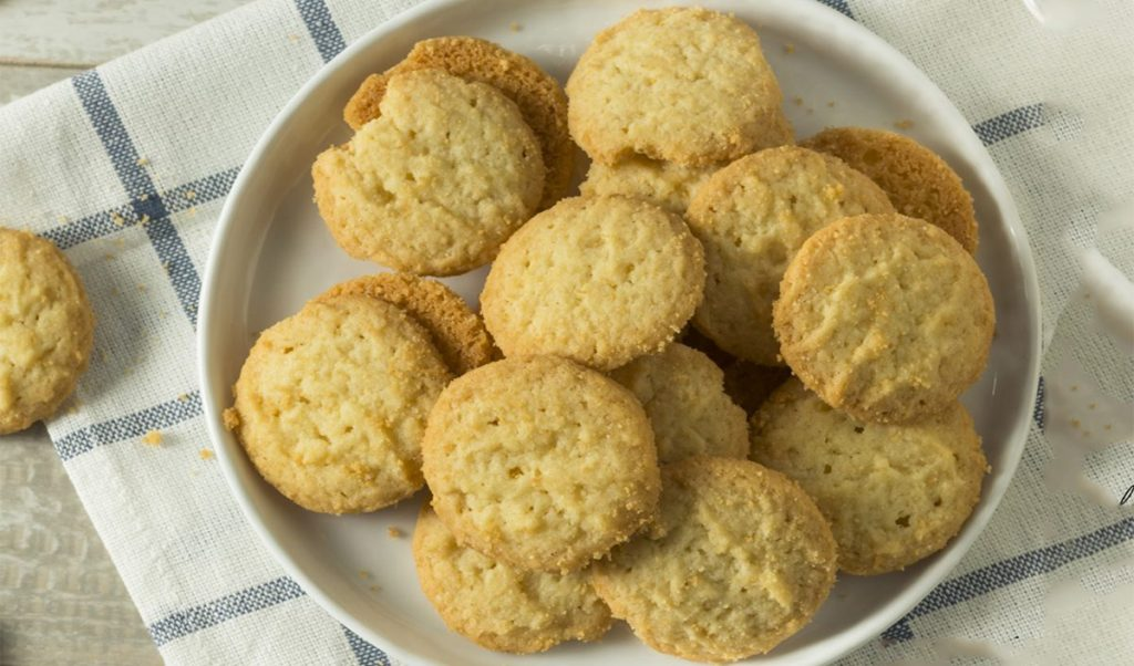 Banane troppo mature? Fai questi biscotti, ti basterà 1 solo ingrediente. Solo 39 Kcal!