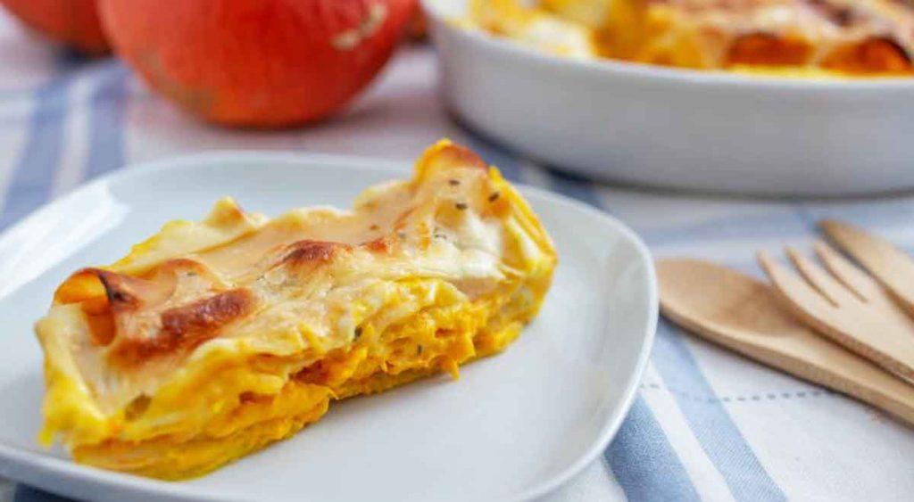 Parmigiana o lasagna di zucca? 2 ricette autunnali consigliate dai nutrizionisti. Solo 160 Kcal!